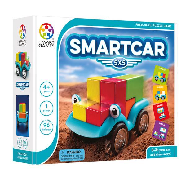 Smart Games игра умна кола 5*5