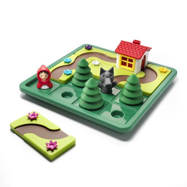Smart Games игра малката Червена шапчица