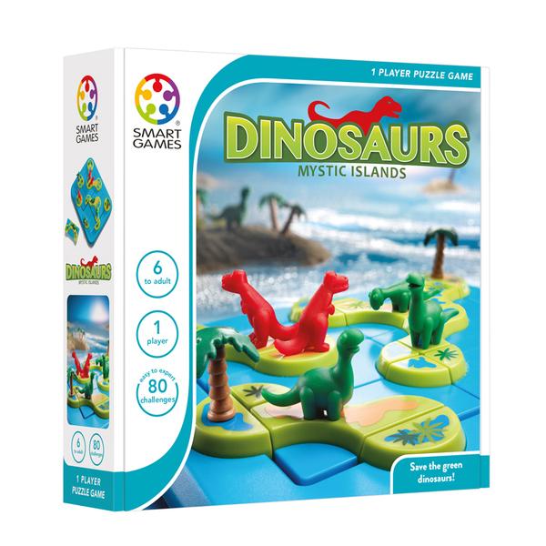 Smart Games логическа игра Джурасик парк