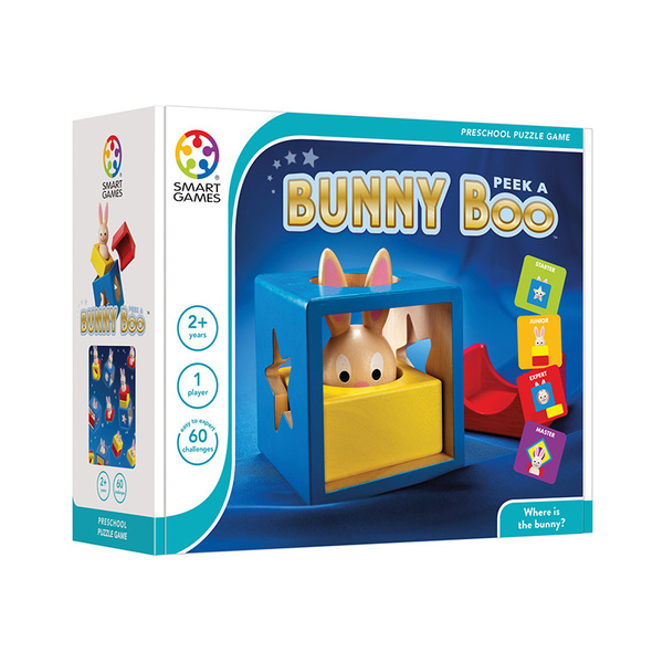 Smart Games логическа игра bunny boo
