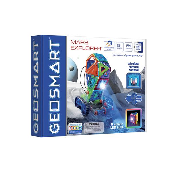 Smart Games конструктор Mars Explorer 51 части