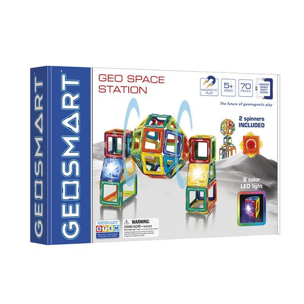 Smart Games конструктор Space Station 70 части