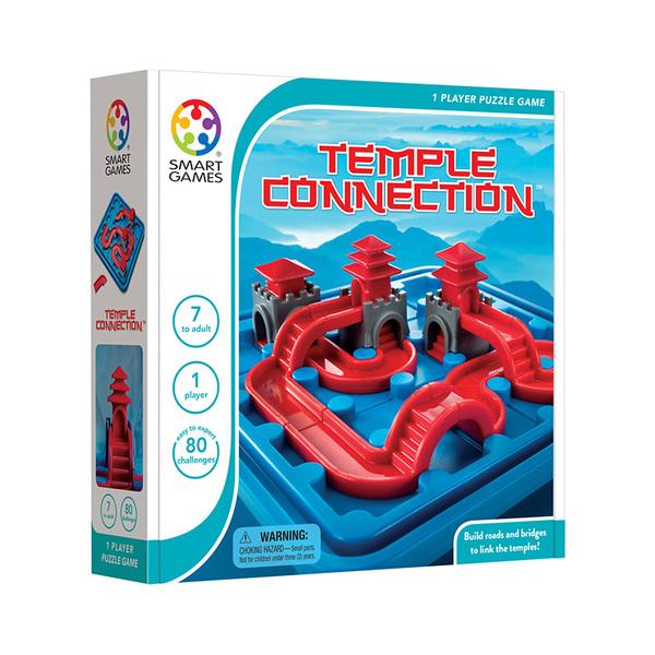 Smart Games игра Свържи храмовете