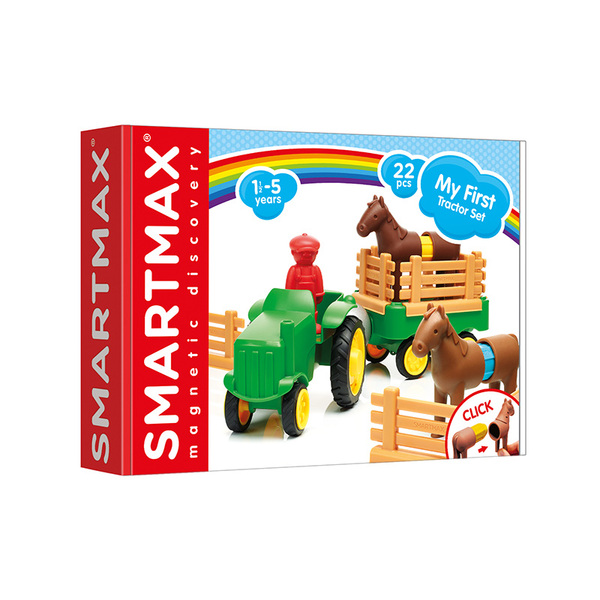 Smart Games конструктор Discovery my first tractor