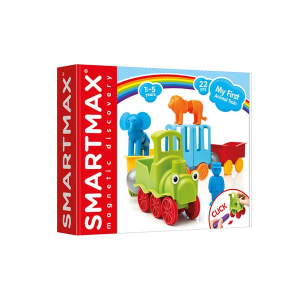 Smart Games конструктор My first animal train 25 части