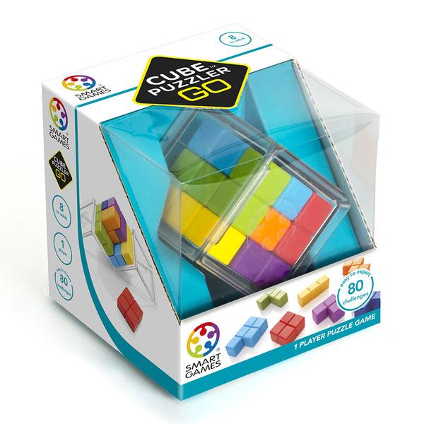 Smart Games игра cube puzzler go