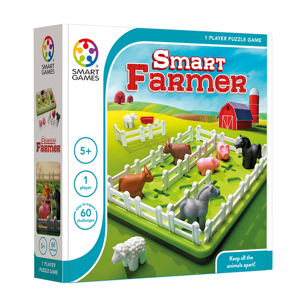 Smart Games игра Smart Farmer