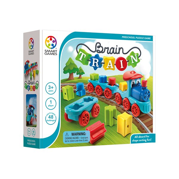 Smart Games игра Brain train