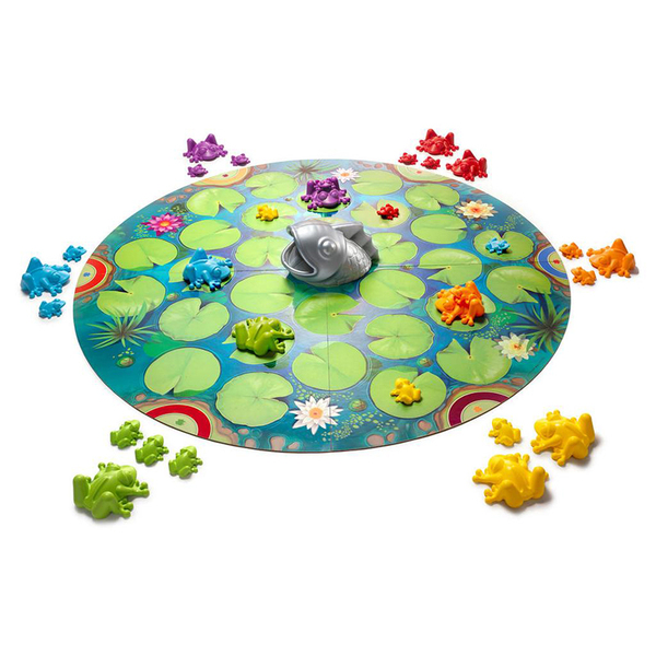 Smart Games игра Froggit