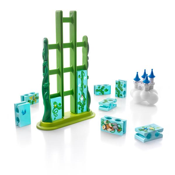 Smart Games логическа игра Джак и бобеното зърно