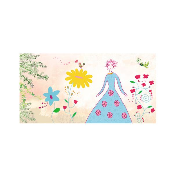 Djeco детски печати Принцеса