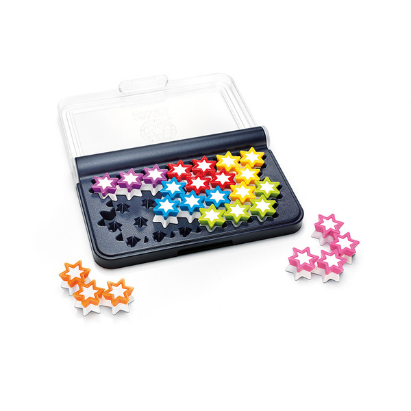 Smart Games логическа игра джобен размер Stars