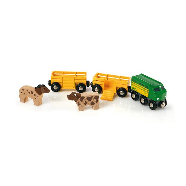 Brio комплект Farm train