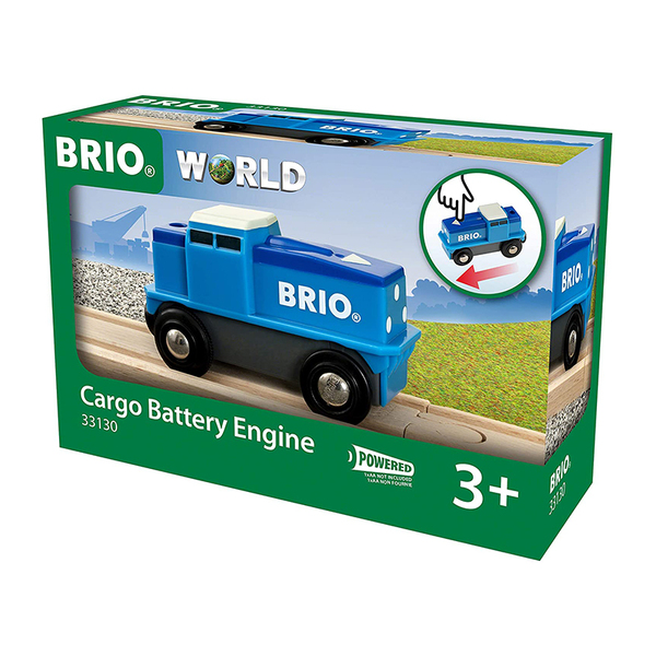 Brio карго автомобил с батерия