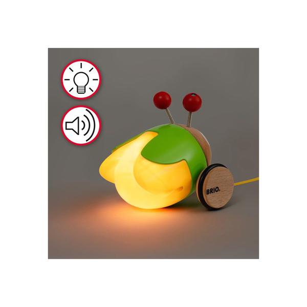 Brio играчка за дърпане Светулка