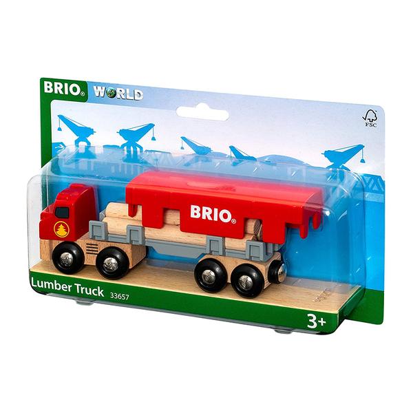 Brio камион Lumber truck