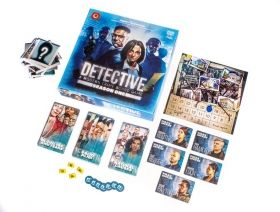 Настолна игра  Detective - A Modern Crime – Season One