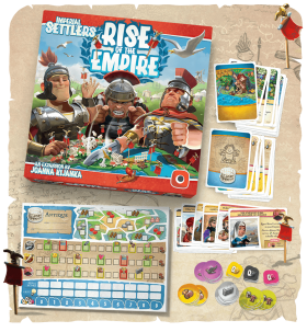 Разширение за  Imperial Settlers - Rise of the Empire