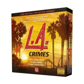 Разширение за Detective - L.A. Crimes