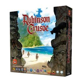 Настолна игра Robinson Crusoe - Adventures on the Cursed Island