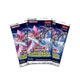 Yu-Gi-Oh! - Genesis Impact Booster