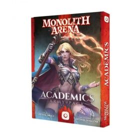 Разширение за Monolith Arena - Academics