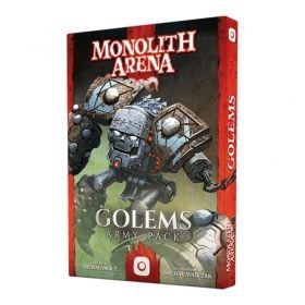 Разширение за Monolith Arena - Golems