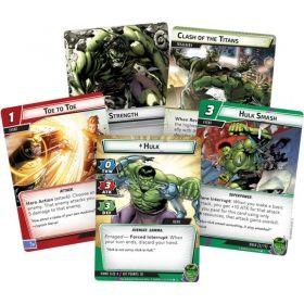 Разширение за Marvel Champions - The Card Game – Hulk Hero Pack