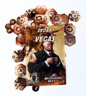 Разширение за  Neuroshima Hex! 3.0 - Vegas