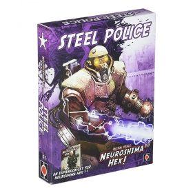 Разширение за  Neuroshima Hex! 3.0 - Steel Police