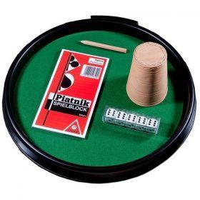 Комплект за Генерал (покер със зарчета)