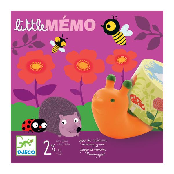 Djeco игра за памет Little memo