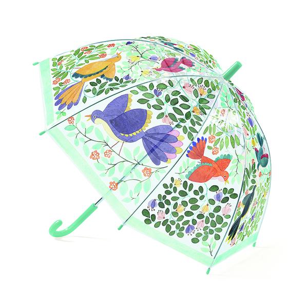Djeco чадър цветя и птици