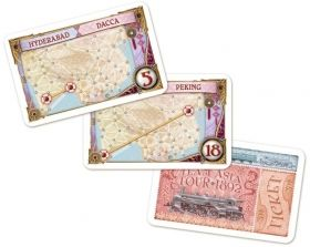 Разширение за Ticket to Ride - Asia
