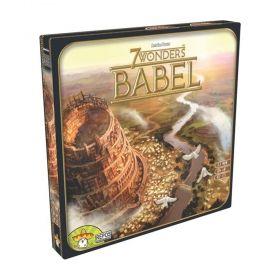 Разширение за 7 Wonders - Babel