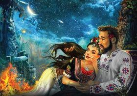 Пъзел от 1000 части Black Sea Puzzles - Мечтай с мен, Калоян Стоянов