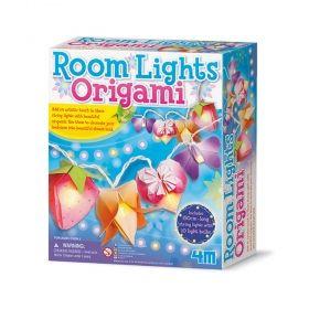Творчески комплект 4M - Лампички от Оригами