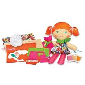 Творчески комплект 4M - Уший си Кукла с коте