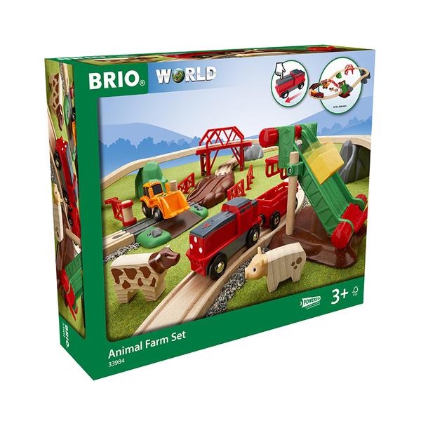Brio комплект ферма за животни