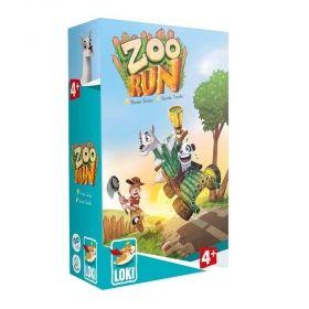 Настолна игра Zoo Run