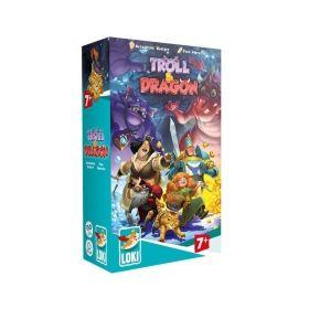 Настолна игра Troll & Dragon