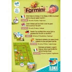 Настолна игра Farmini
