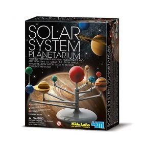Творчески комплект 4M - Модел на Слънчевата система