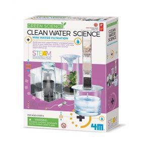 Образователен комплект 4M - Пречистване на вода