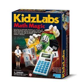 Образователен комплект 4M - Магия с математика