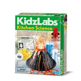 Образователен комплект 4M - Наука в кухнята