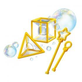Творчески комплект 4M - Наука на балончетата