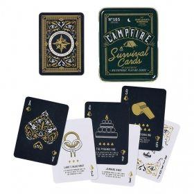 Карти за игра Gentlemen's Hardware - Campfire Survival Cards