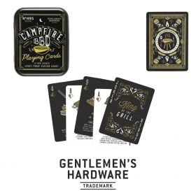 Комплект игри с карти Gentlemen's Hardware - Campfire BBQ
