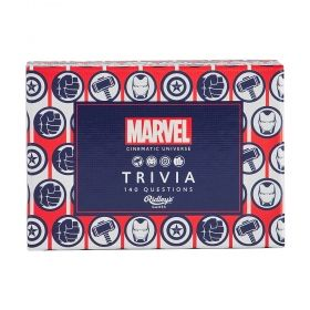 Настолна игра Ridley's Games - Marvel Trivia